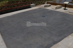 Shown here is a stunning decorative concrete hardscape that was created using Bomanite Alloy with Bomanite Color Hardeners and this beautiful combination perfectly showcases the distinctive possibilities of quality decorative concrete.